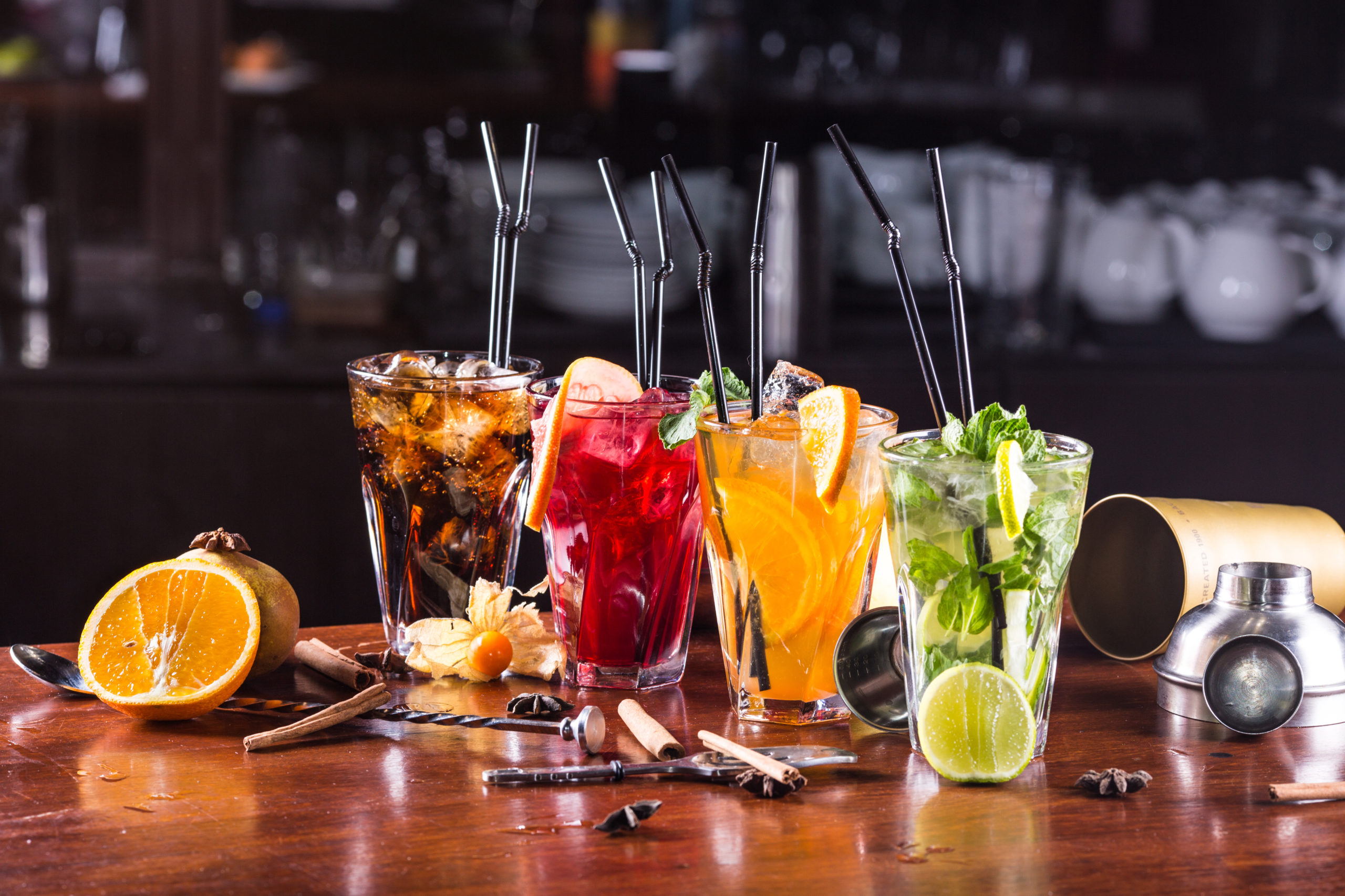 CityGames Mainz Firmen Team Tour: Welcome Cocktail