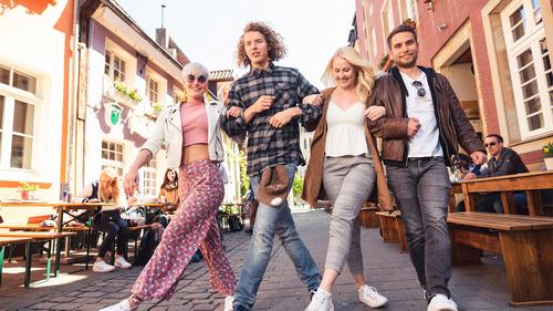 CityGames Mainz Schüler Tour:  Lernen, bewegen und Spaß haben